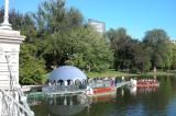 Duck Boat Pavilion Boston MA